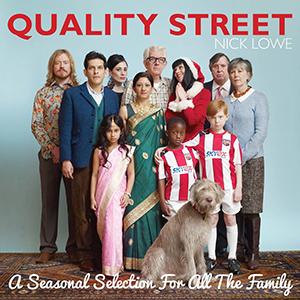 Nick Lowe Quality Street cover