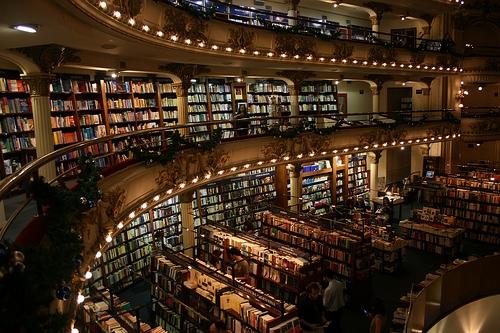 Library a la tumblr