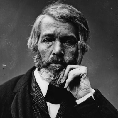 Thomas Carlyle hand to head