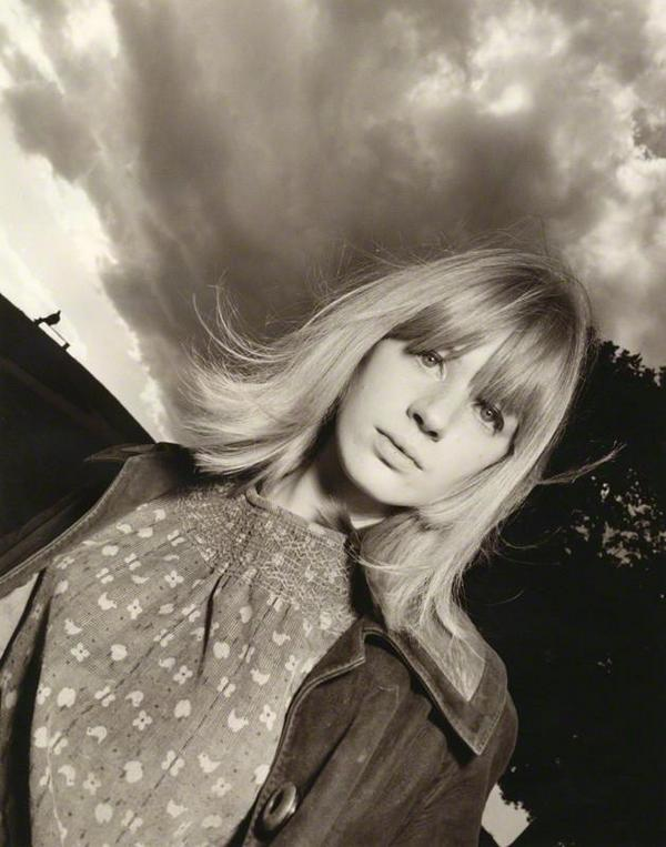 Marianne Faithfull in 1964