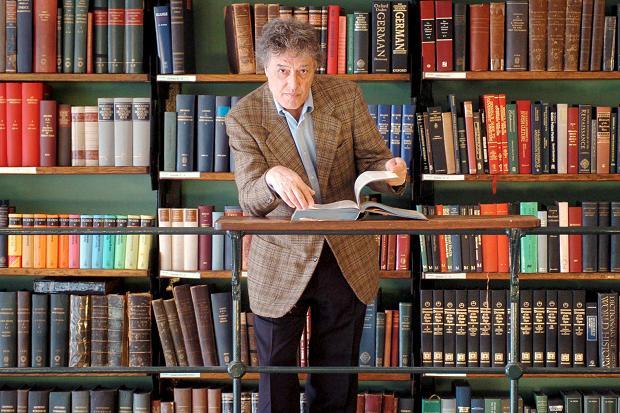 Tom Stoppard reading