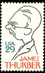 James_thurber_stamp