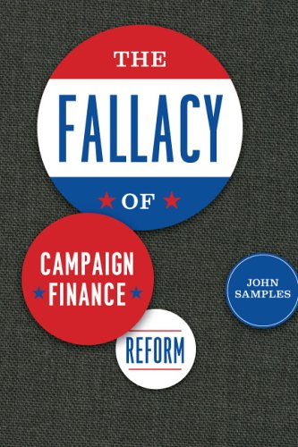 Judging some books by their covers. The_fallacy_of_campaign_reform_cove