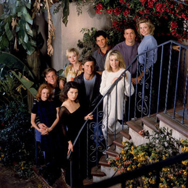 Melrose_place_cast_on_set