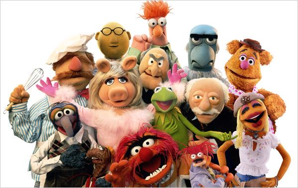 Le bouquet d'images - Page 2 Muppets
