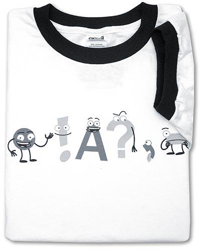 Punctuation_tshirt