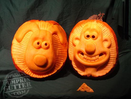 funny pumpkins. Speaking of pumpkins …